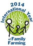 Organic Systems Sponsors UN's International Year of Family Farming